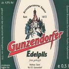 Logo Gunzendorfer Edelpils