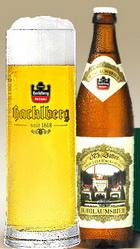 Logo Hacklberg Jubiläumsbier