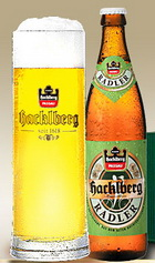 Logo Hacklberg Radler