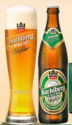 Logo Hacklberg Jakobi Weißbier Alkoholfrei