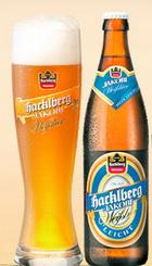 Logo Hacklberg Jakobi Weißbier Leicht