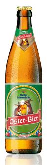 Logo Haller Löwenbräu Osterbier