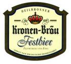 Logo Kronen-bräu Festbier