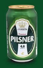 Logo Harboe Pilsner