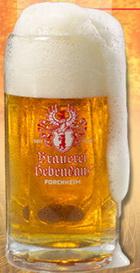 Logo Hebendanz Märzen Gold