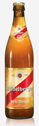 Logo Heidelberger Hefe Weizen Hell