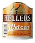Logo Hellers Weizen