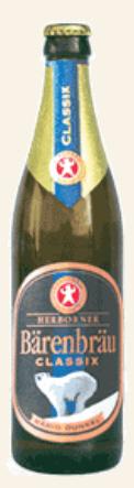 Logo Bärenbräu Classix