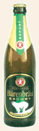 Logo Bärenbräu Export
