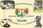 Logo Brauerei Herold Beck`n Bier