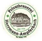 Logo Brauerei Herrmann Weihnachtsbock