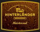 Logo HinterlÄnder Meistersud