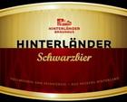 Logo HinterlÄnder Schwarzbier