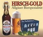 Logo Hirsch-gold