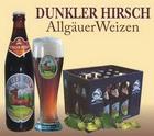 Logo Dunkler Hirsch