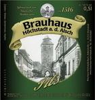 Logo Brauhaus Höchstadt Pils