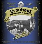 Logo Brauhaus Höchstadt Helles