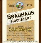 Logo Brauhaus Höchstadt Hausbrauer