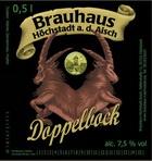 Logo Brauhaus Höchstadt Doppelbock