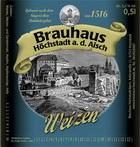 Logo Brauhaus Höchstadt Weizen