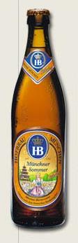 Logo Hofbräu Sommer naturtrüb