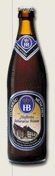 Logo Hofbräu Schwarze Weisse