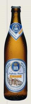 Logo Hofbräu Weisse Alkoholfrei