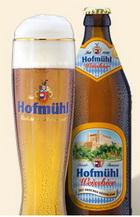 Logo Hofmühl Weissbier