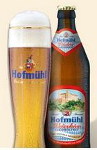 Logo Hofmühl Weissbier Alkoholfrei