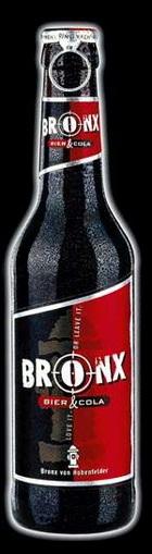 Logo Bronx Bier & Cola