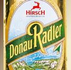 Logo Hirsch Donau Radler