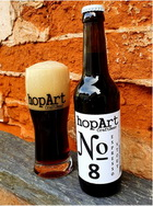 Logo Hopart Nr8