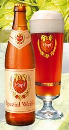 Logo Hopf Spezial Weiße