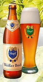 Logo Hopf Weißer Bock