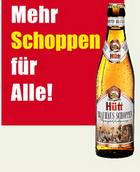 Logo Hütt Brauhaus-schoppen