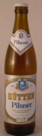 Logo Hütten Pils