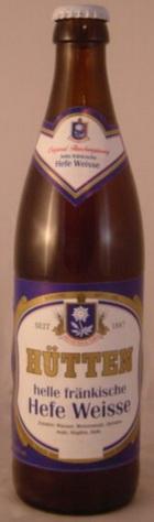 Logo Hütten Hefe Weisse