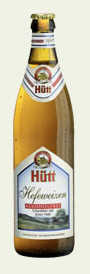 Logo Hütt Hefeweizen Alkoholfrei