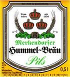 Logo Merkendorfer Hummel-bräu Pils