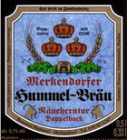 Logo Merkendorfer Hummel-bräu Räucherator