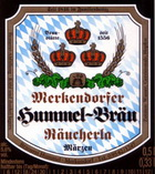 Logo Merkendorfer Hummel-bräu Räucherla