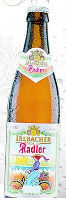 Logo Irlbacher Radler