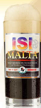 Logo Isenbeck ISI Malta