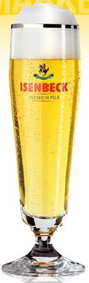 Logo Isenbeck Premium Pils