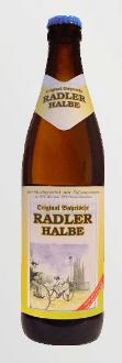 Logo Radler Halbe