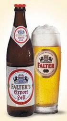Logo Falter Export Hell