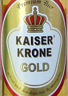 Logo Kaiser Krone - Gold