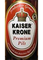 Logo Kaiser Krone Premium Pils