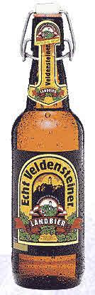 Logo Echt Veldensteiner Landbier Dunkel