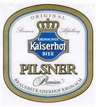 Logo Kaiserhöfer Pilsner Premium